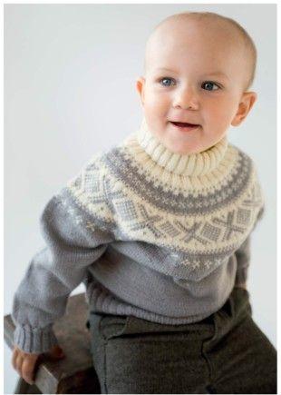 Nr 319 Retro baby > Viitre   Gratis mønster, Gensermønstre