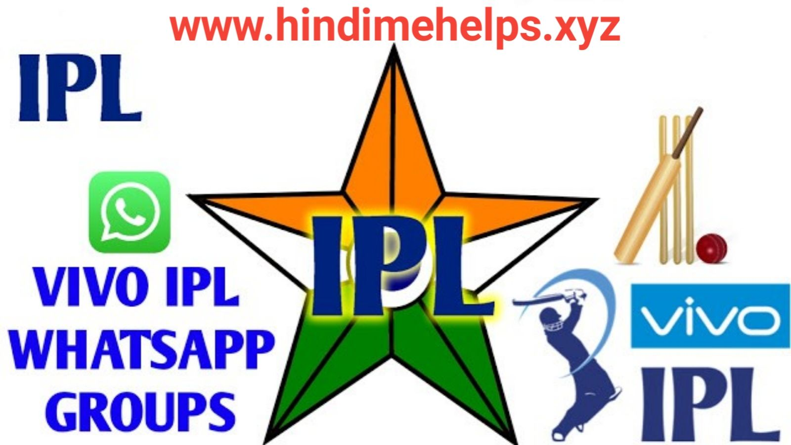 Vivo IPL(Indian Premier League) Whatsapp Group Join Link