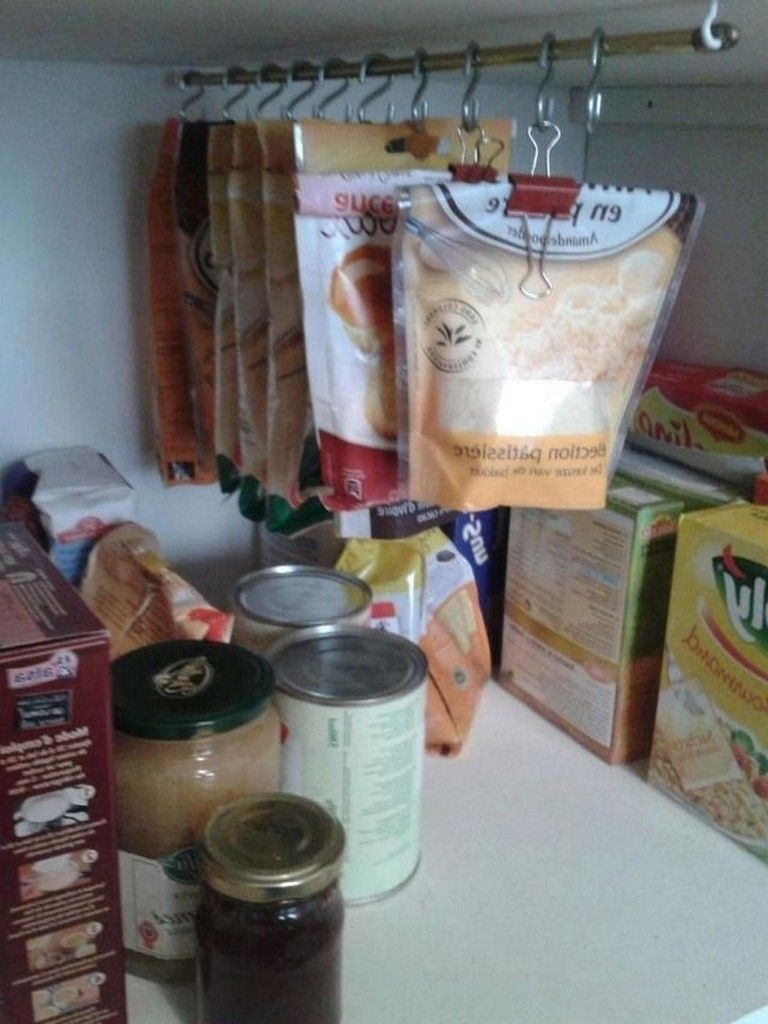 Fabulous Hacks Storage Solutions for RV Camper Kitchen