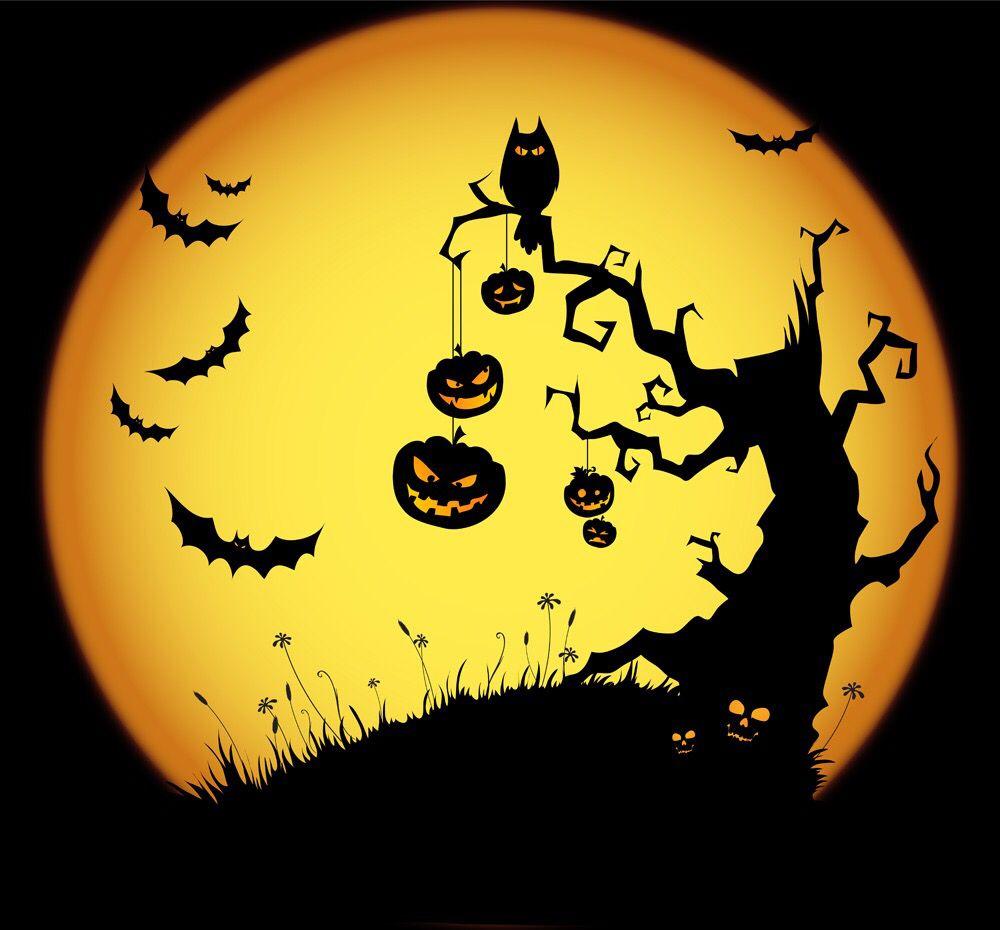 #Halloweentree