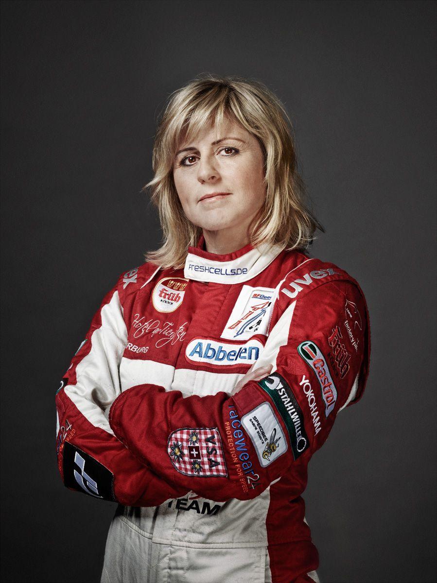 Top Gear presenters: Relative unknowns Sabine Schmitz and Chris ...