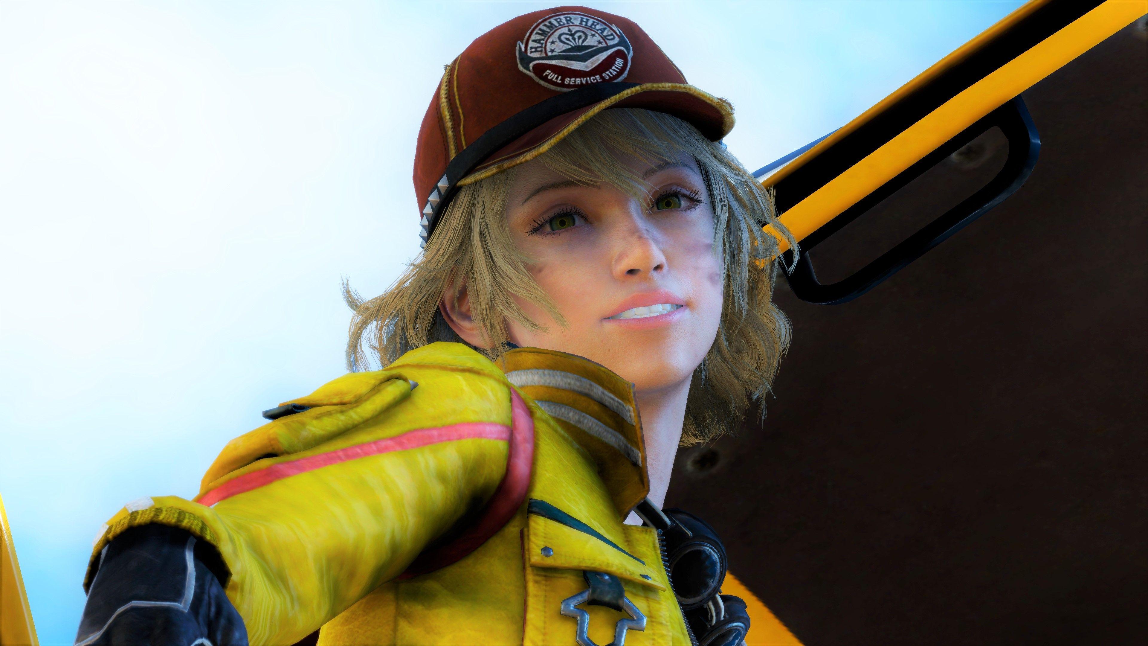 Final Fantasy Xv Windows Edition Cindy Aurum By Sncolors Cindy