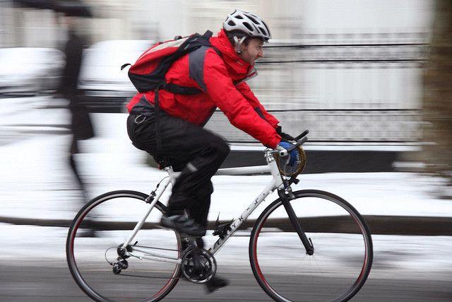 Cómo montar en bici en invierno y no morirte de frío |