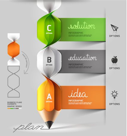 Business Infographic creative design 1141