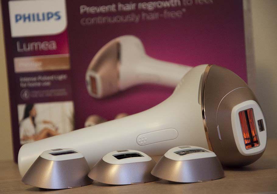 philips laser hårfjerner