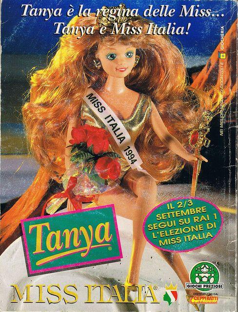 Tanya, cloni e altre fashion doll :: Barbie la nostra