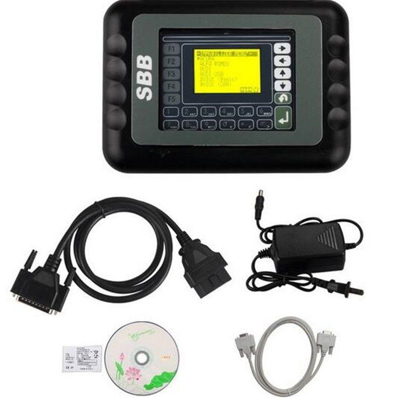 AUTO SBB V33.02 OBD2 Key Programmer