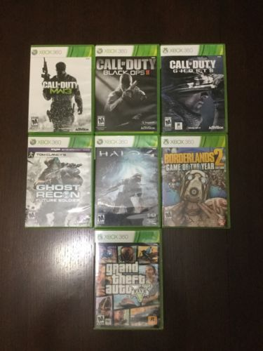 lot of xbox 360 games https://t.co/wIfBZE1A7A https://t.co/JV3B3lVo2j