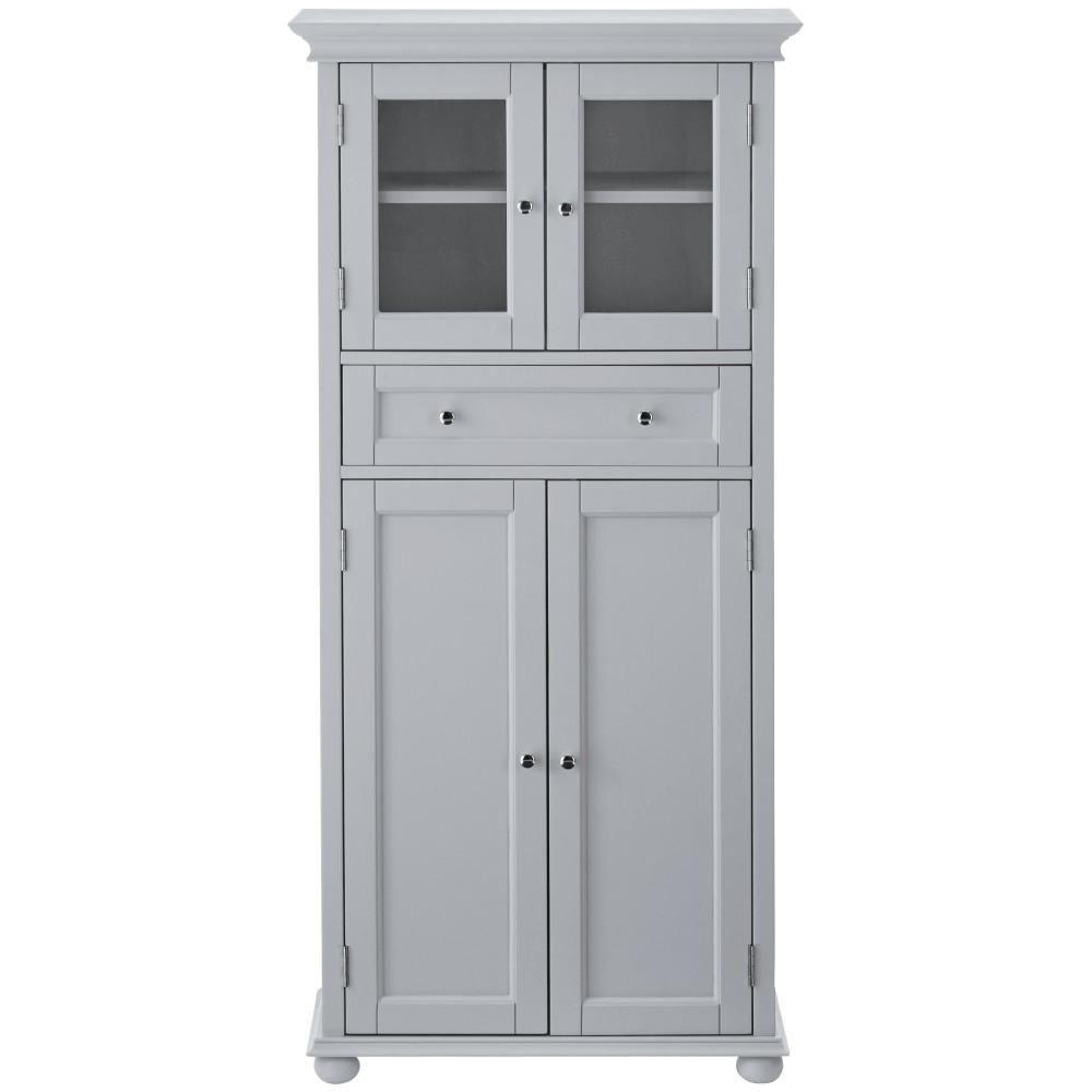 Home Decorators Collection Hampton Harbor 25 In W 4 Door Tall
