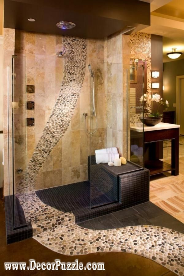 21 Best Bathroom Remodel Ideas Pictures Tile Design Showers And. Creative  Travertine ...
