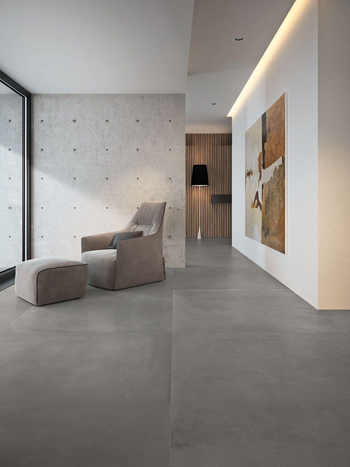 Piastrelle Moderne Per Interni pareti in cemento per interni pavimenti casa moderna marazzi