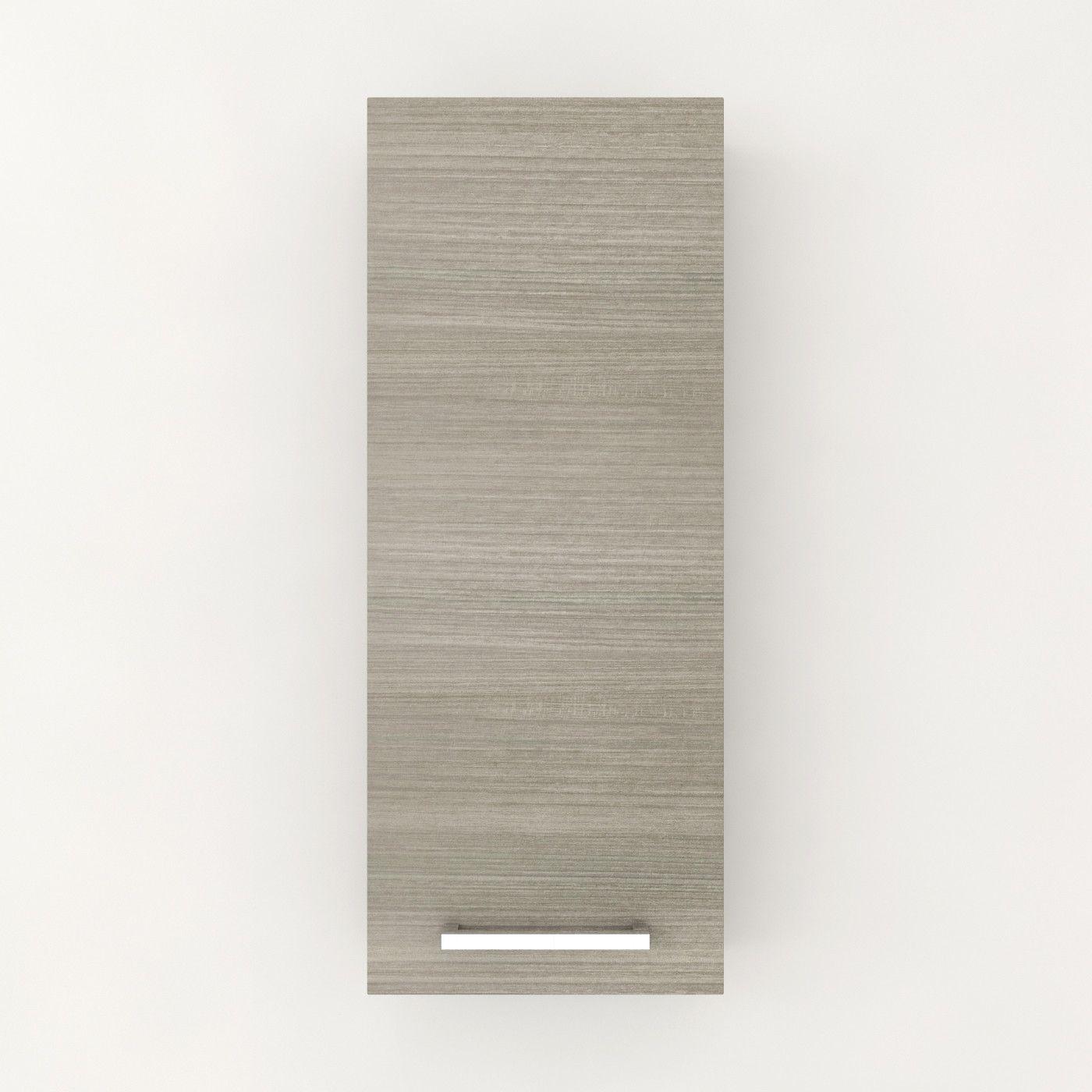 cutler kitchen bath silhouette 11 5 x 30 75 wall mounted