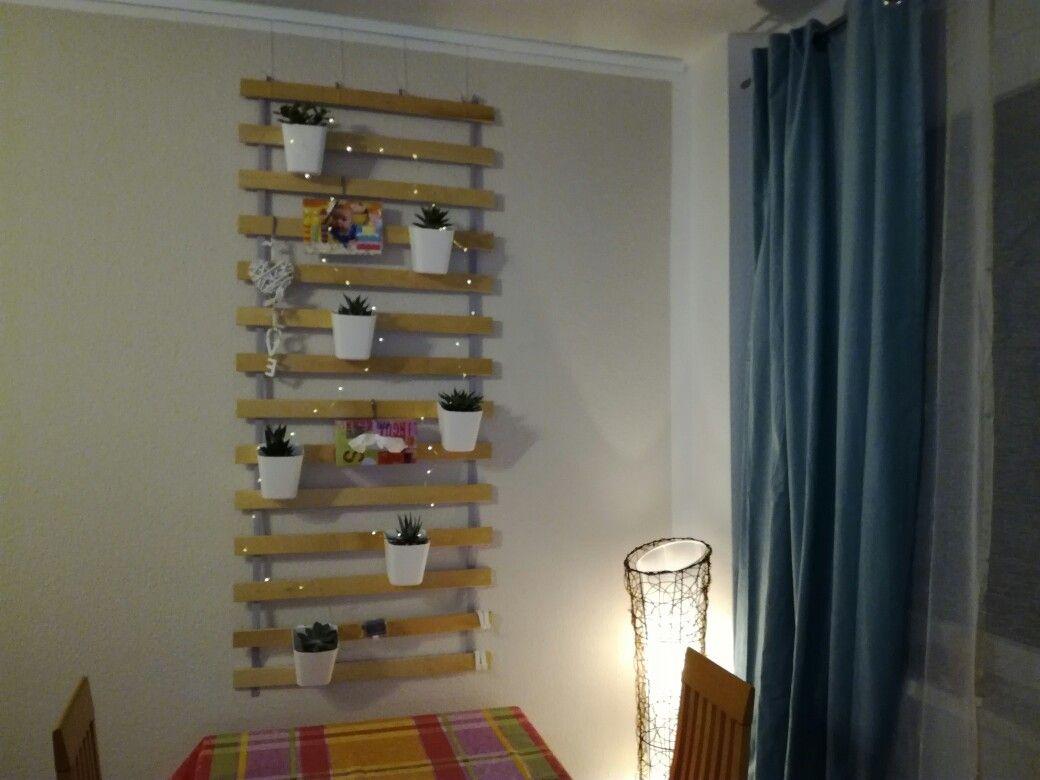 IKEA Hack DIY LURÖY Federholzrahmen