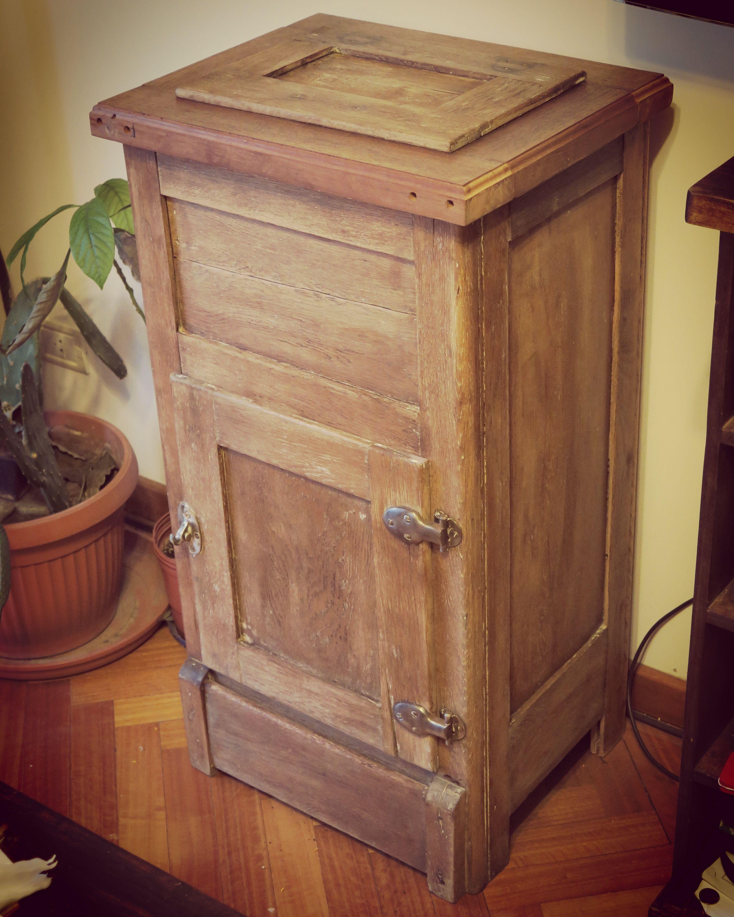 Old Ice Box Fridge Ice Box Fridge Repair Old Wood Doors