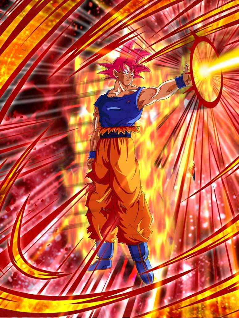 bc4d52cddb321080ff14231bddbb36c4 - How To Get Super Saiyan God Goku In Dokkan Battle