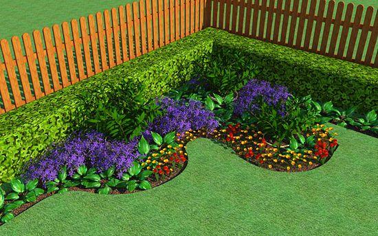 How To Start A Flower Garden Small Flower Gardens Flower Garden Flower Garden Pictures