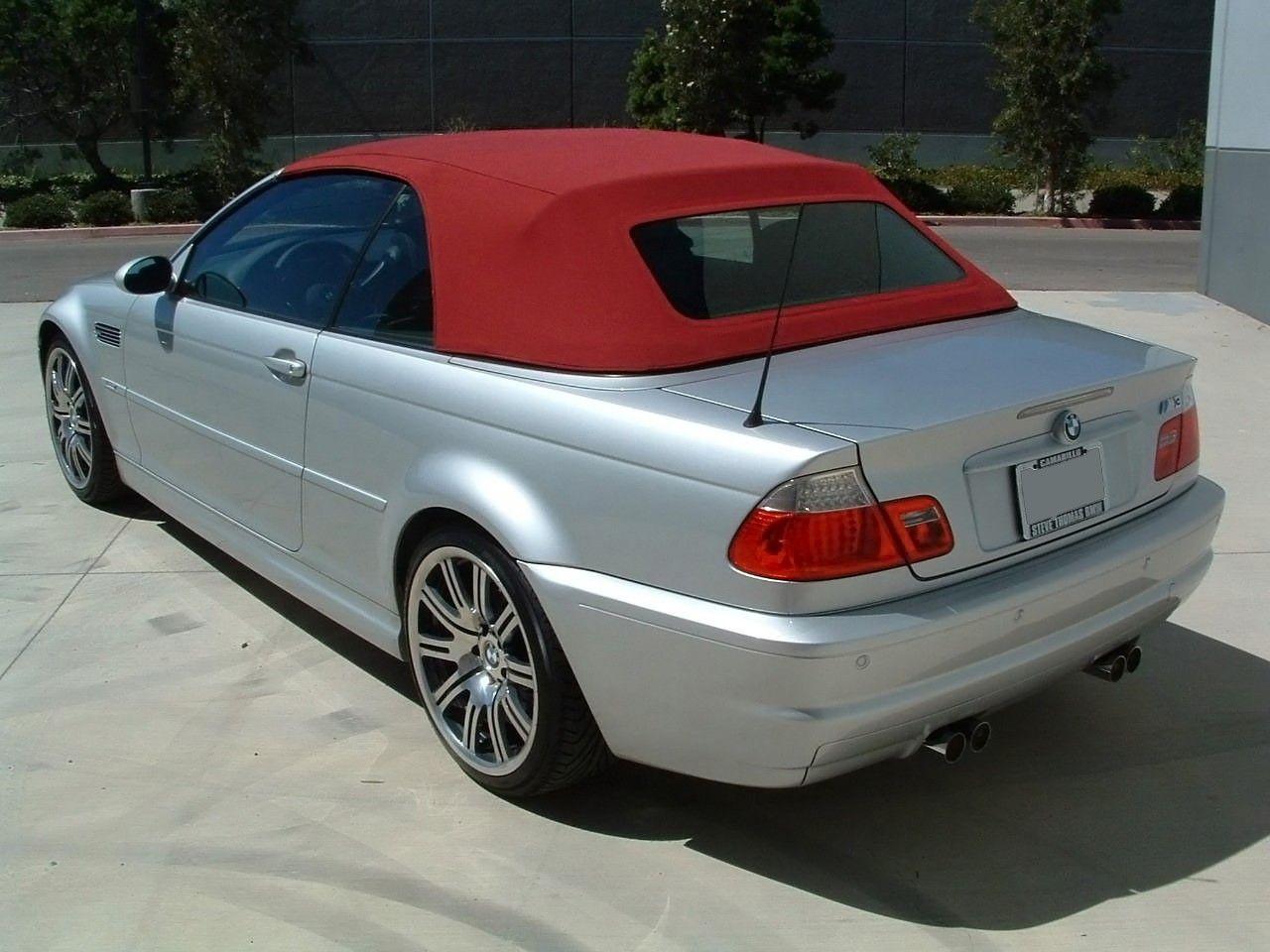 BMW 3 Series 20002006 Stayfast Cloth Top Bmw 3 series