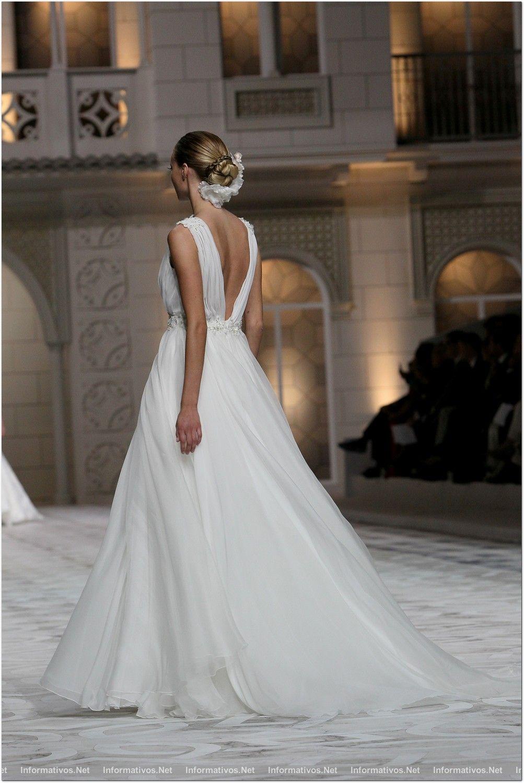 Vestido estilo griego de pronovias ss novias dresses