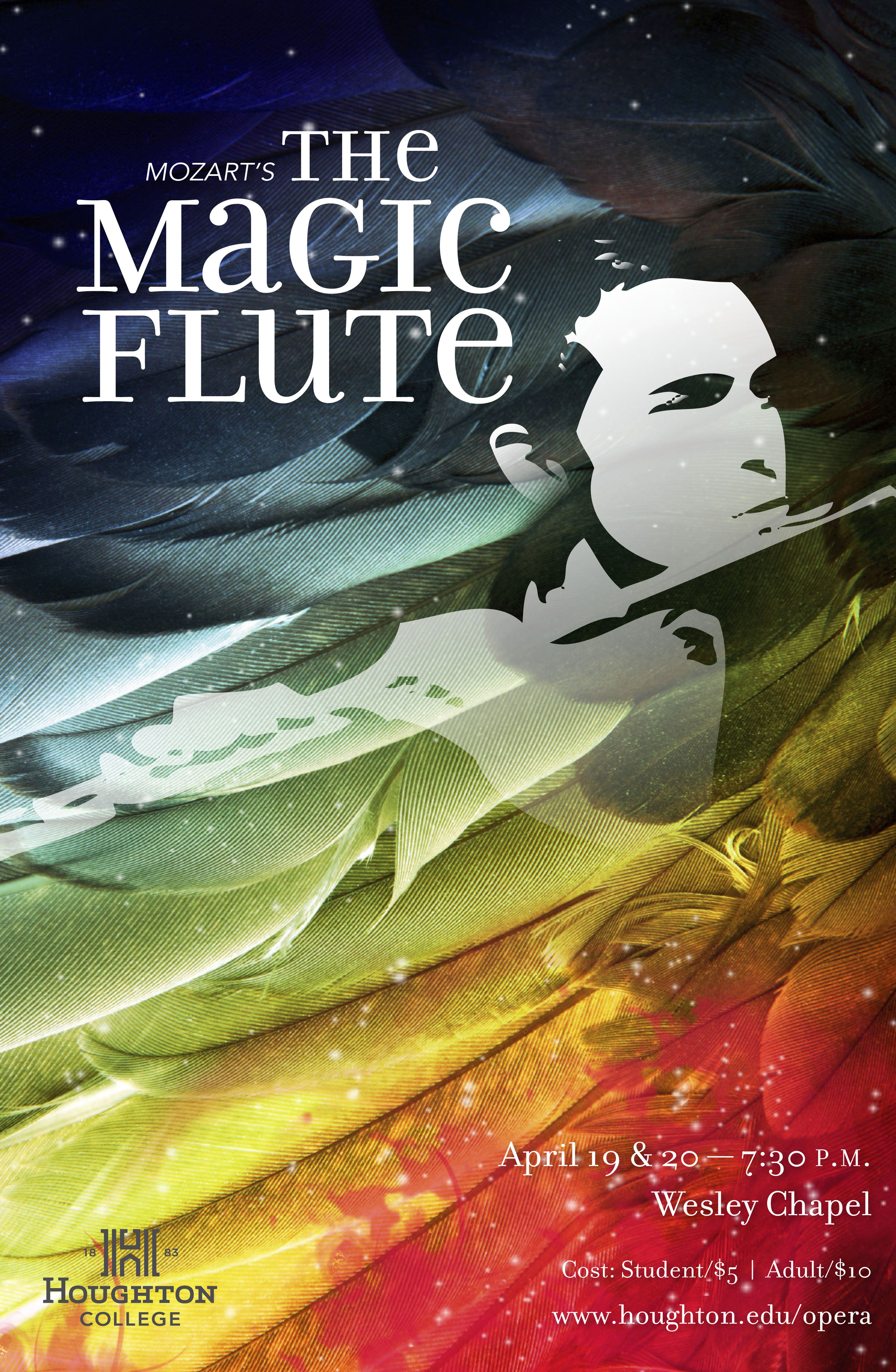 Calendar Events The Magic Flute Opera Concert Posters