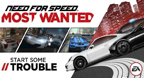 Need For Speed Most Wanted V1 3 71 Apk Android Mod Download With