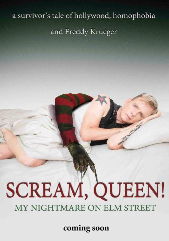 40 Hours Left to Back 'Scream, Queen! My Nightmare on Elm Street' on Kickstarter