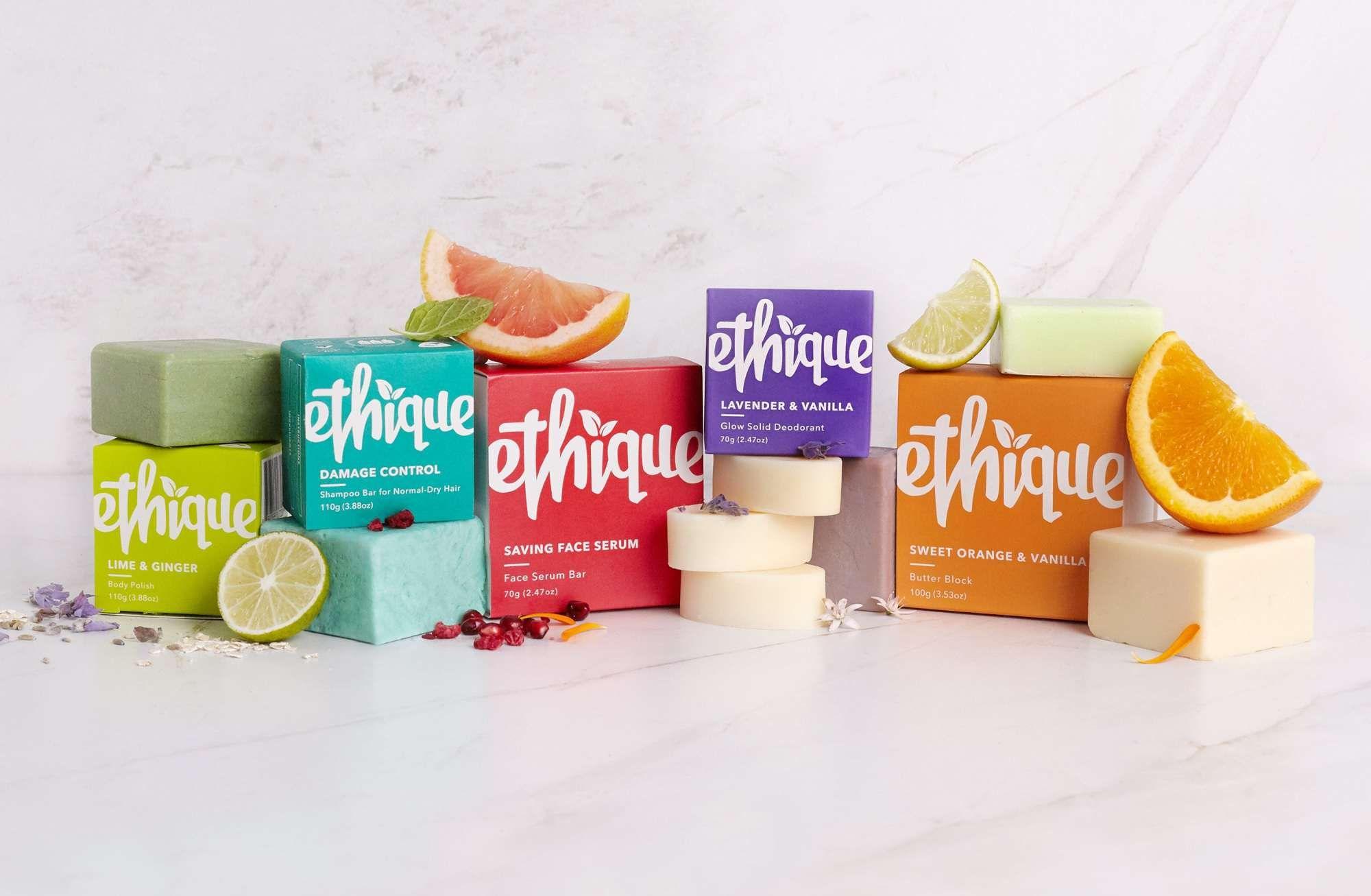 5 PlasticFree Shampoo & Conditioner Options Shampoo