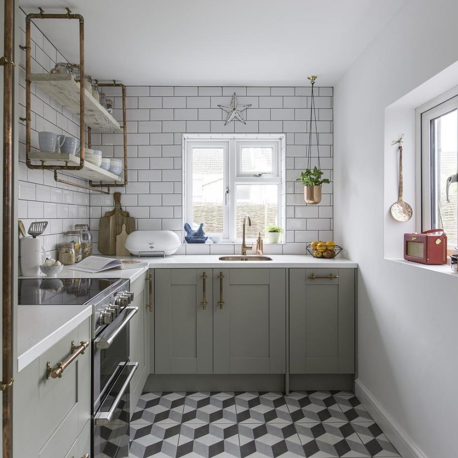 Small Kitchen Ideas To Turn Your Compact Room Into A Smart Space Small Kitchen Ideas Tiny Kitchen Design Small House Kitchen Ideas Compact Kitchen Design