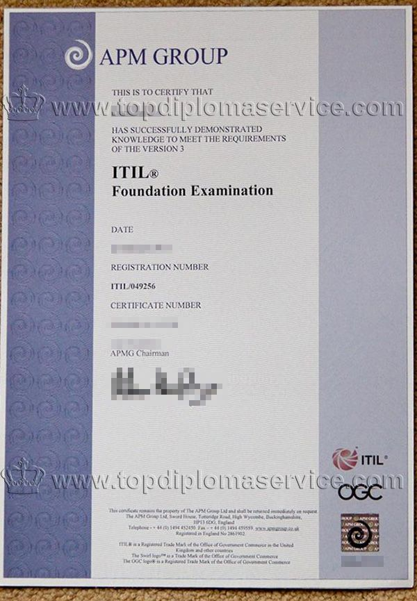 Buy Itil Foundation Certificate How To Buy Itil Certificate Http