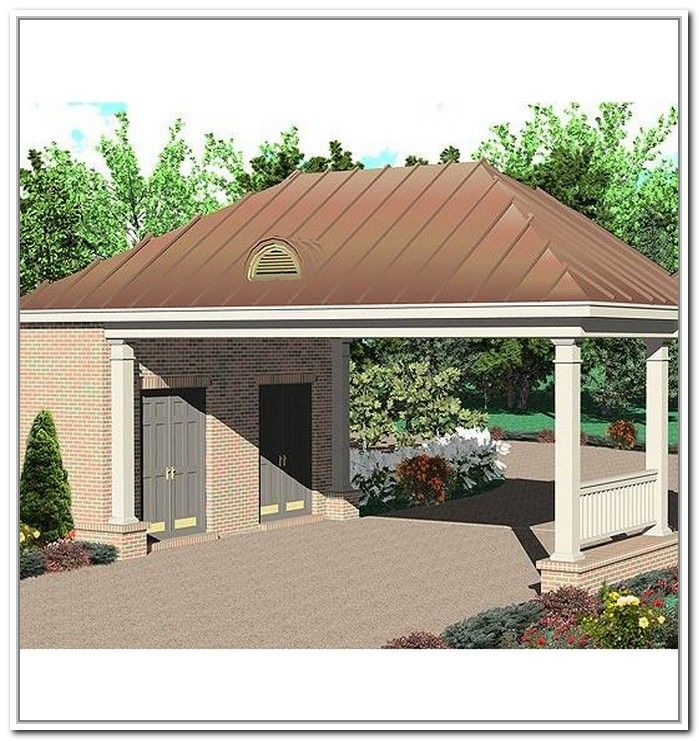 Carport With Storage Room Carport with storage, Diy