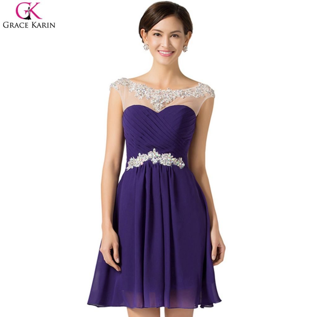 cheap purple prom dresses - high low prom dress Check more at http    28bdb2828c66