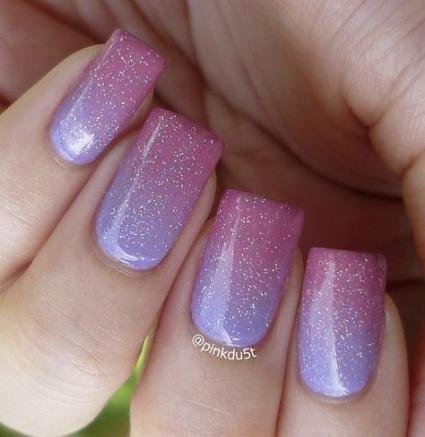 67 ideas nails ideas purple lilacs  lavender nails lilac