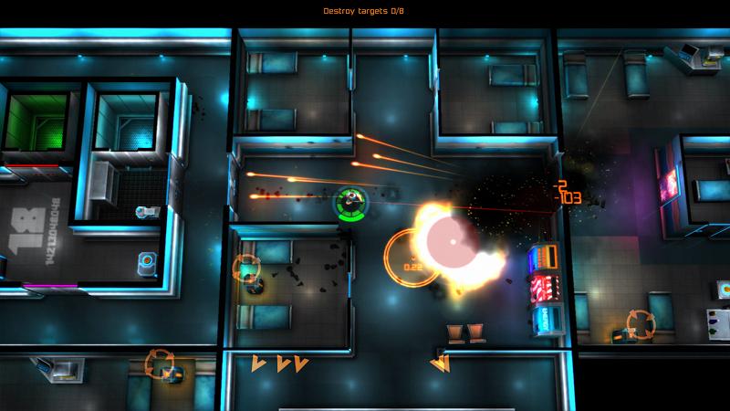 Pin de jose a en Download android games Neon Chrome v1.1.1