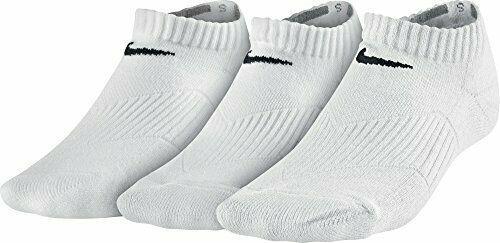 3 PR Nike Dry Cushioned No Show Dri-Fit  Socks Youth Sm 3y-5y Med 5y-7y