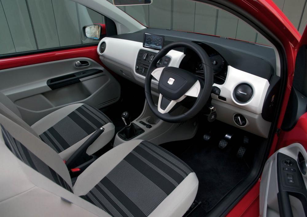 Seat Mii Used Car Review Eurekar Car Review Used Cars Car