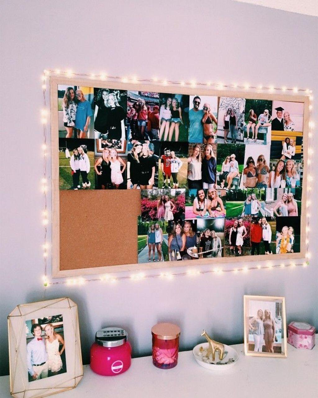 30+ Lovely Dorm Room Organization Ideas images