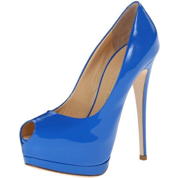 Giuseppe Zanotti Women's E56000 Platform Pump ($225) ❤ liked on Polyvore featuring shoes, pumps, giuseppe zanotti shoes, stiletto pumps, giuseppe zanotti, platform stilettos and stilettos shoes