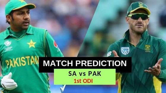 South Africa National Cricket Team And Pakistan National