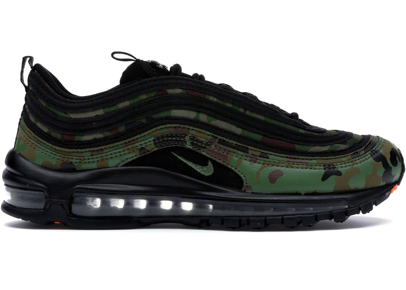 Check out the Air Max 97 Country Camo (Japan) available on StockX ... 0254d5a4ce1d