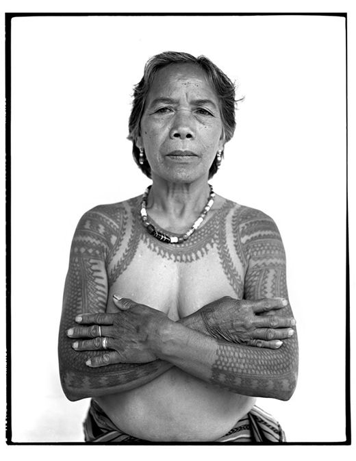 The Last Tattooed Women of Kalinga | Filipino tattoos ...