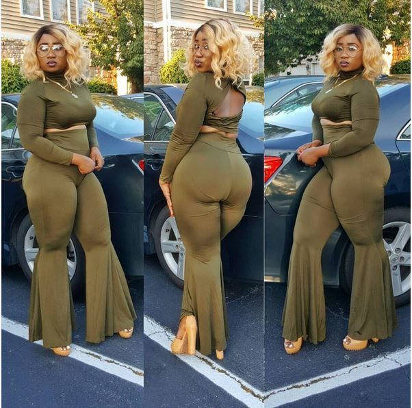 nigerian booty Thick