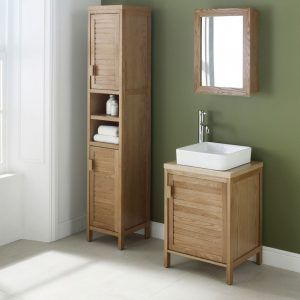 Stand Alone Bathroom Storage Cabinets