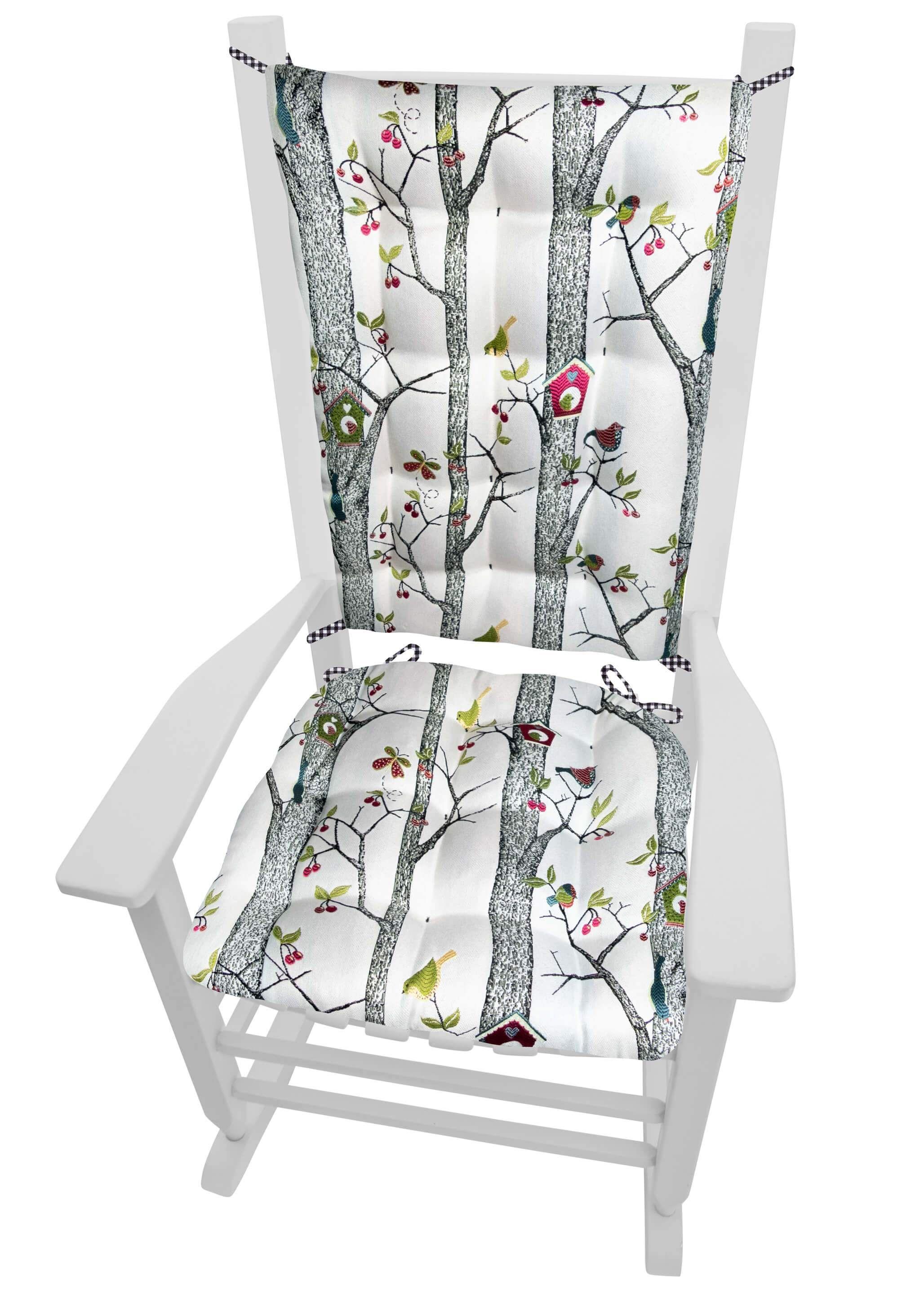 Swell Pin On Rocking Chair Cushions Uwap Interior Chair Design Uwaporg