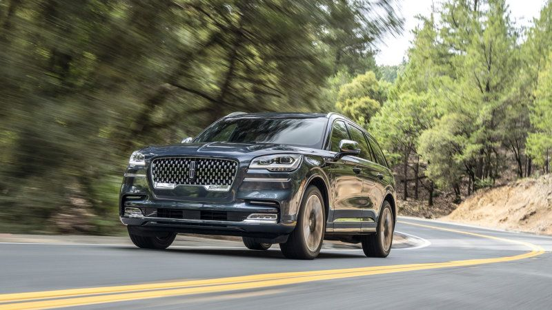 2020 Lincoln Aviator Grand Touring Plug In Hybrid First Drive