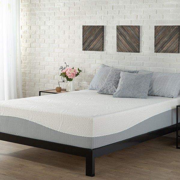 Pressure Relief Green Tea Memory Foam Mattress Mattress