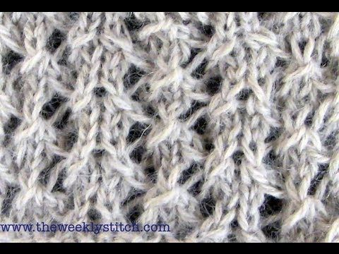 How To Knit The Bead Stitch You Will Need To Know The Following