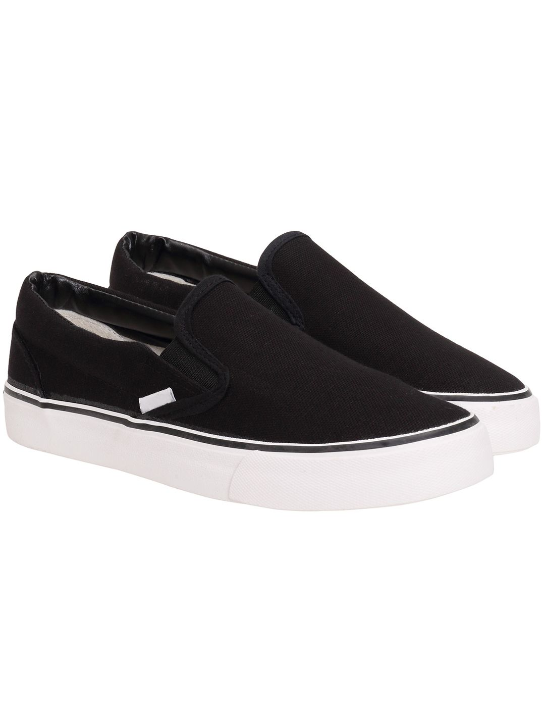 Shop SheIn negro Thick soled Casual Flats online. SheIn Shop offers negro Thick a4ae04