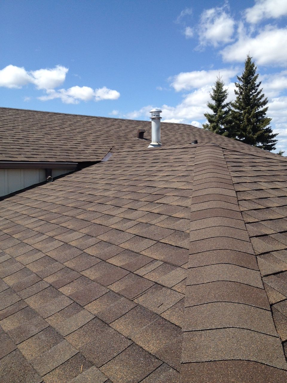 Best Recently Completed Asphalt Shingle Roof In Cochrane 400 x 300