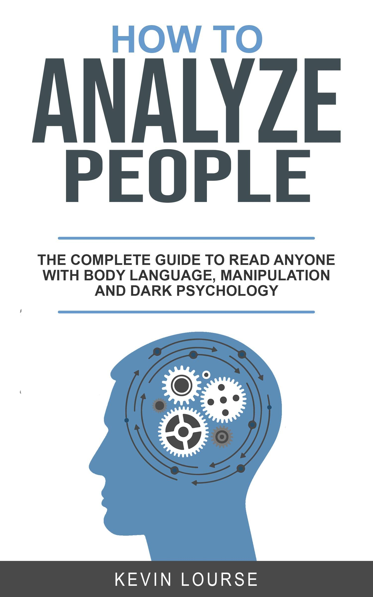 Pdf Epub Free Download How To Analyze People A Complete Guide