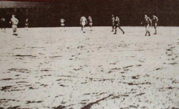 Inter já jogou sob neve, em 1979; ainda hoje, Lages é a cidade mais fria a sediar o Brasileirão