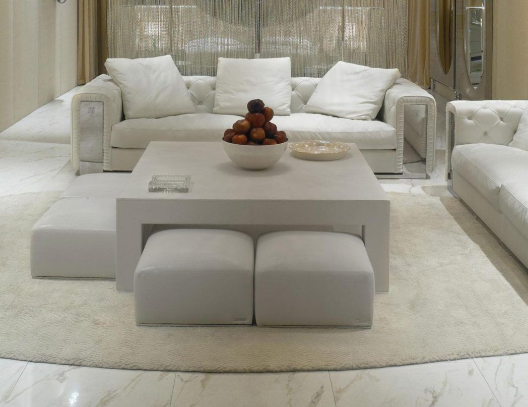 55 Lovely Coffee Table With Ottoman Underneath 2020 Luxury Home